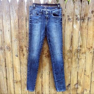Guess Brittany Skinny Jean Sz 28
